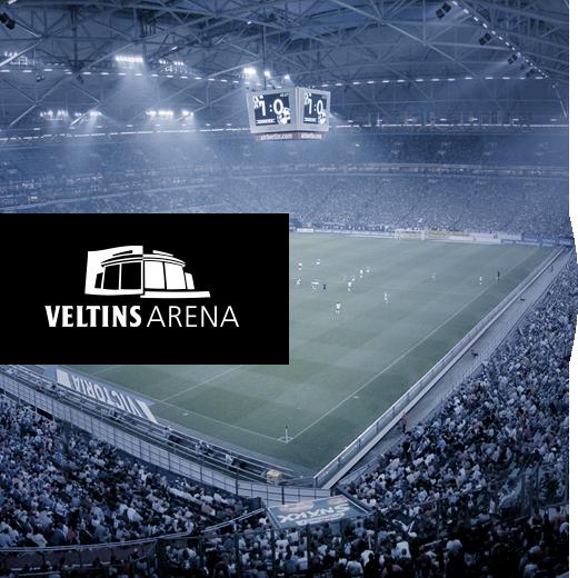 UX und Design für den Ticket-Shop der Veltins Arena | H2D2