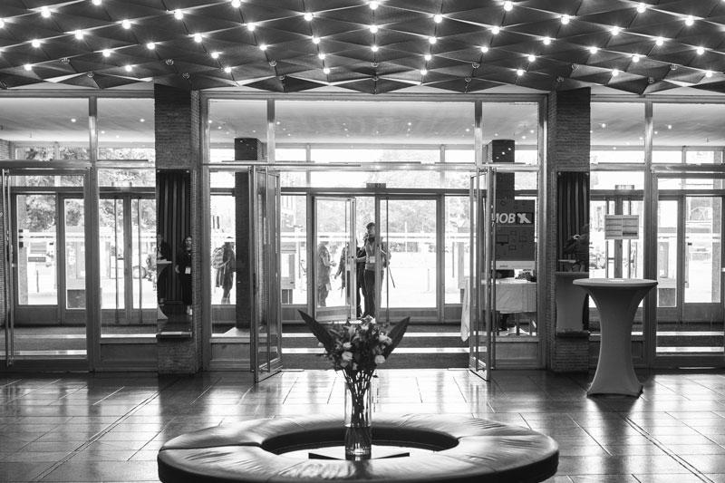 Das Foyer des Kino Internationals