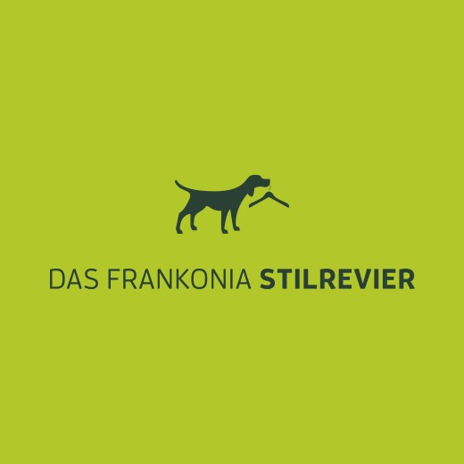 Logoentwicklung für das Frankonia Stilrevier, die Online-Outfitberatung von Frankonia