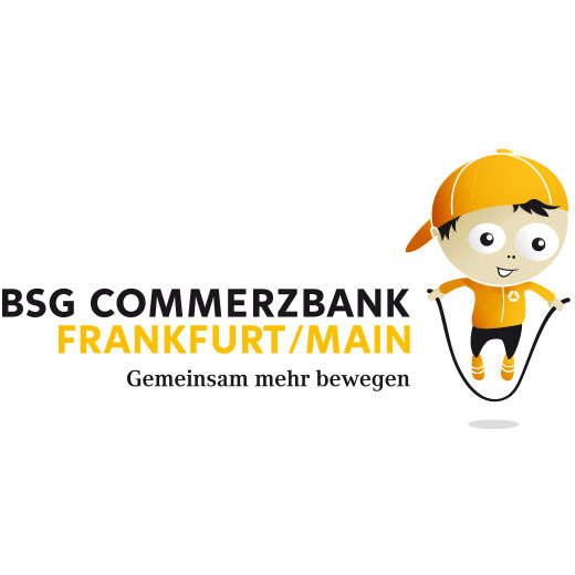 Logo der Betriebssportgemeinschaft der COMMERZBANK