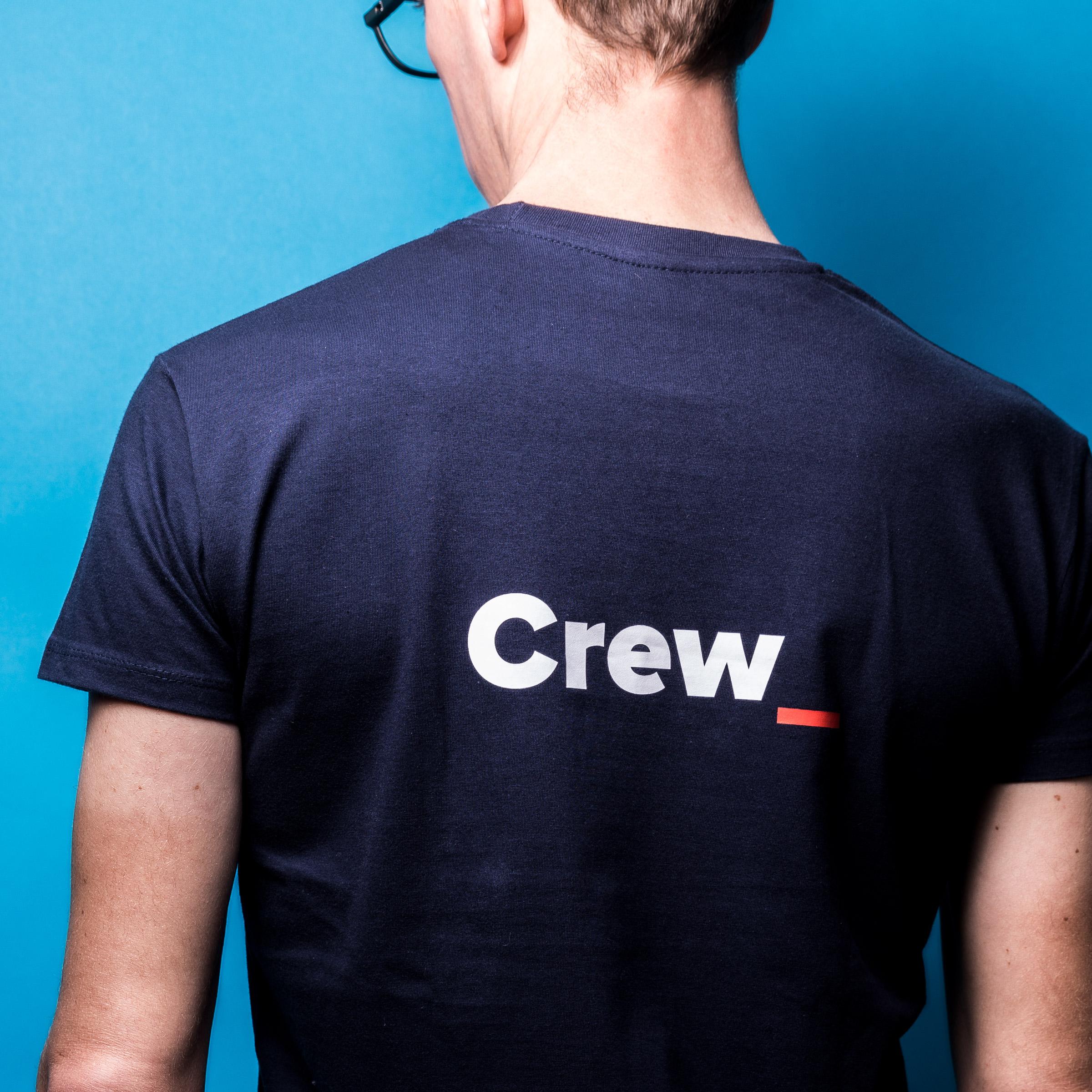 T-Shirt Rückseite Next Level Commerce_