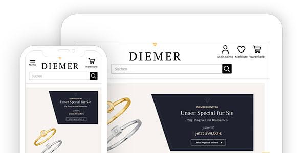 H2D2 Designsystem –Diemer