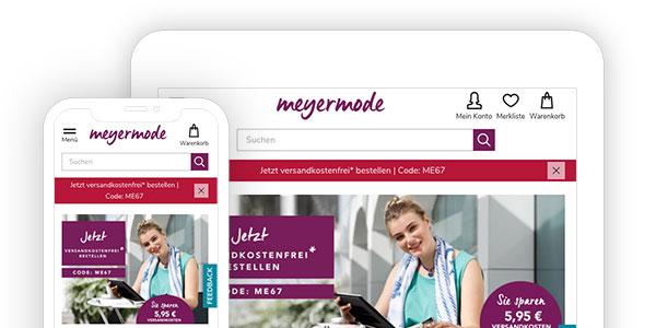 H2D2 Designsystem –Meyermode