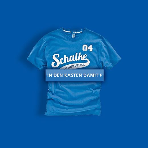 Visual Design und Programmierung für den offiziellen Merchandise-Shop des FC Schalke 04 | H2D2